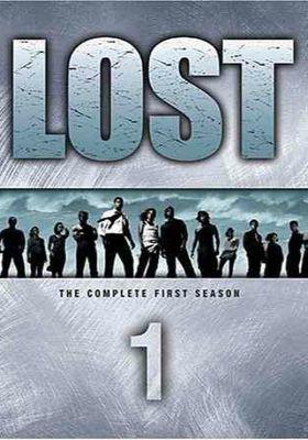 『LOST シーズン1』のポスター
