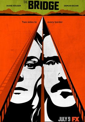The Bridge Season 2's Poster