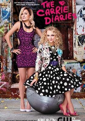 The Carrie Diaries Season 2's Poster