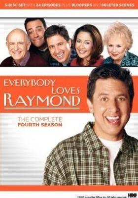 Everybody Loves Raymond Season 4's Poster