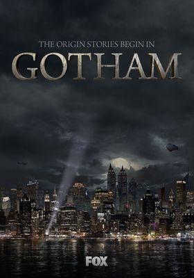 고담 시즌 1의 포스터