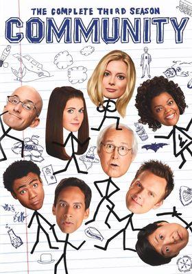 Community Season 3's Poster