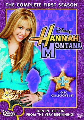 Hannah Montana Season 1's Poster