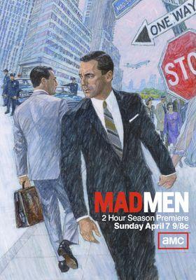 매드 맨 시즌 6의 포스터
