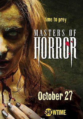 마스터즈 오브 호러 시즌 2의 포스터