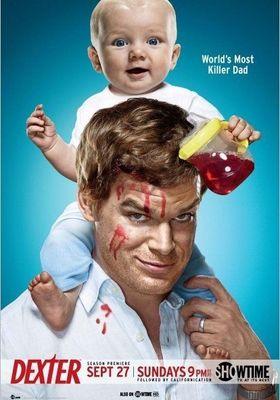 덱스터 시즌 4의 포스터