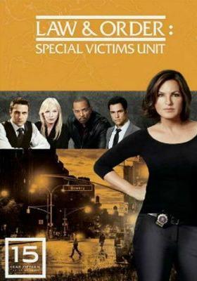 Law & Order : 성범죄전담반 시즌 15의 포스터