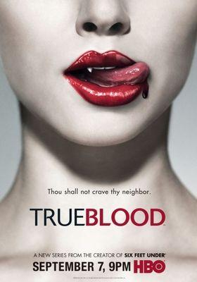 트루 블러드 시즌 1의 포스터