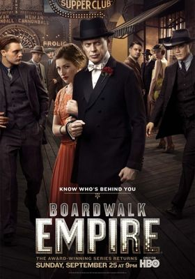 Boardwalk Empire Season 2's Poster