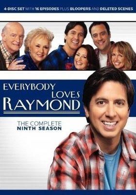 Everybody Loves Raymond Season 9's Poster
