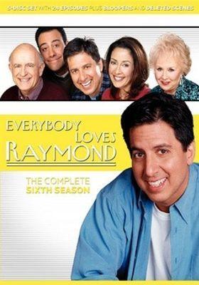 Everybody Loves Raymond Season 6's Poster