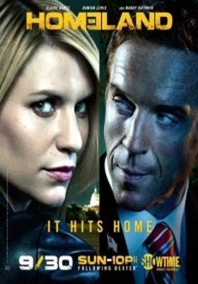 『HOMELAND/ホームランド シーズン2』のポスター