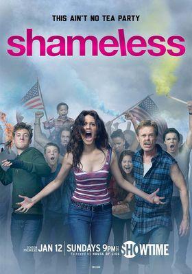 쉐임리스 시즌 4의 포스터