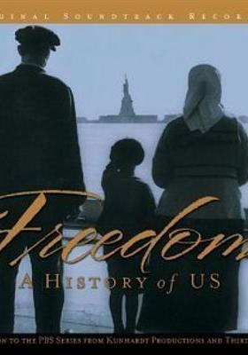 Freedom: A History of US's Poster