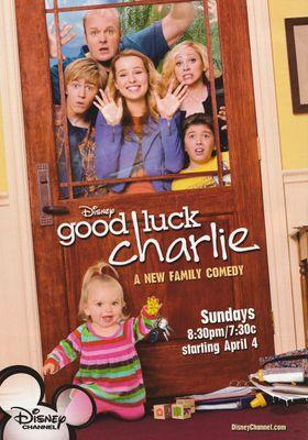 Good Luck Charlie Season 1's Poster