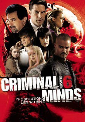 『クリミナル・マインド/FBI vs. 異常犯罪 シーズン6』のポスター