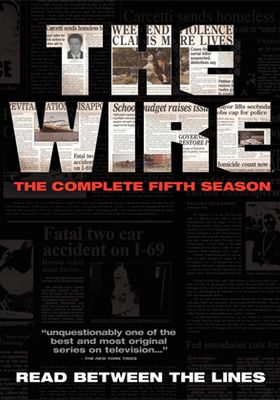 The Wire Season 5's Poster
