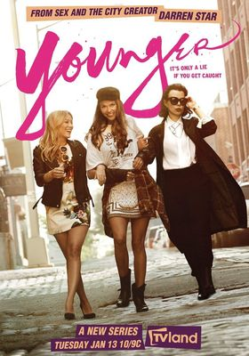 Younger Season 1's Poster