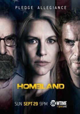 『HOMELAND/ホームランド シーズン3』のポスター