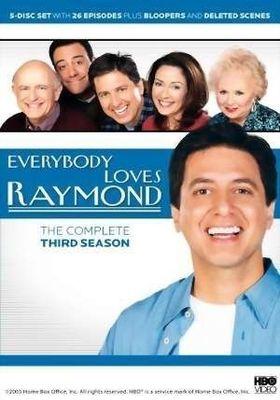 Everybody Loves Raymond Season 3's Poster