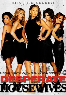 Desperate Housewives Season 8's Poster