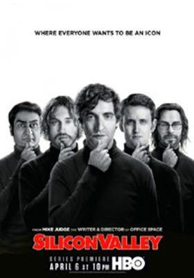 『シリコンバレー』のポスター
