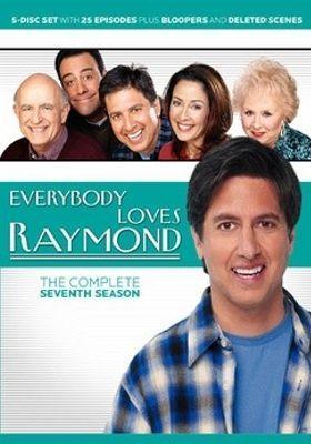 Everybody Loves Raymond Season 7's Poster