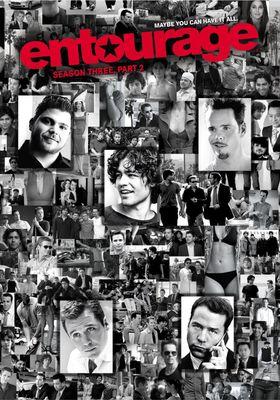『アントラージュ★オレタチノハリウッド シーズン3』のポスター
