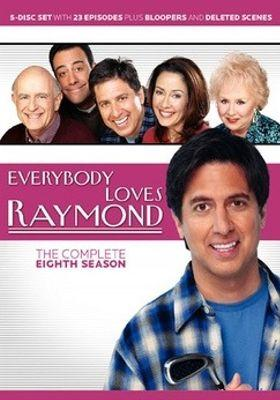 Everybody Loves Raymond Season 8's Poster