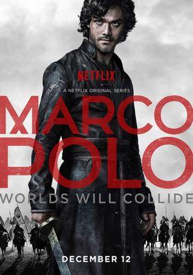 Marco Polo Season 1's Poster