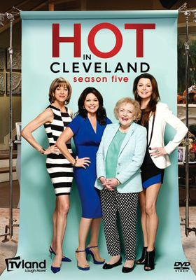 Hot In Cleveland's Poster