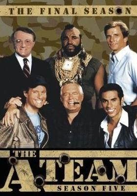 The A-Team's Poster