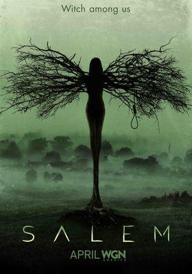 Salem Season 1's Poster