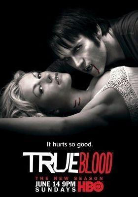 트루 블러드 시즌 2의 포스터