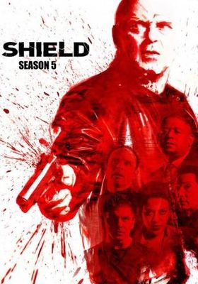 The Shield Season 5's Poster
