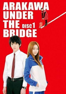 Arakawa Under The Bridge's Poster