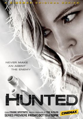 Hunted's Poster