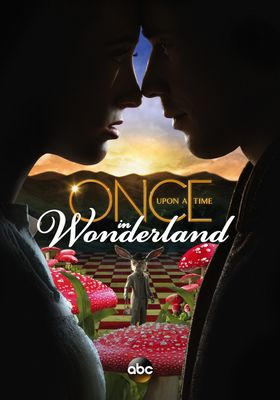Once Upon a Time in Wonderland's Poster