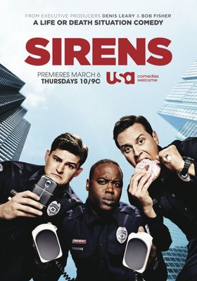 Sirens's Poster