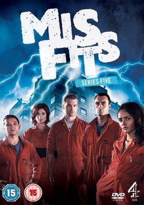 미스핏츠 시즌 5의 포스터