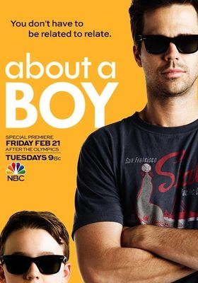 About a Boy's Poster