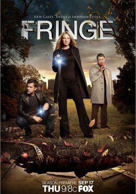 Fringe Season 2's Poster