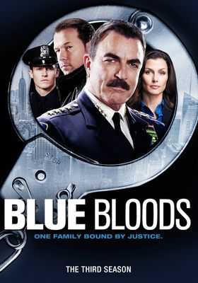 Blue Bloods Season 3's Poster