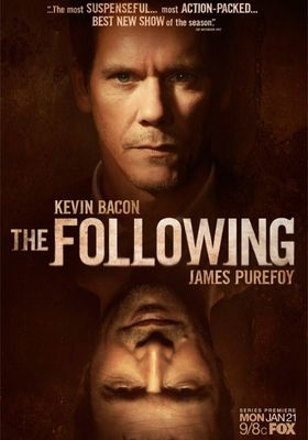 The Following Season 1's Poster