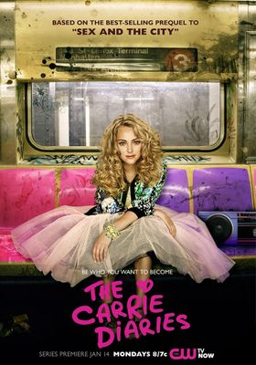 The Carrie Diaries Season 1's Poster