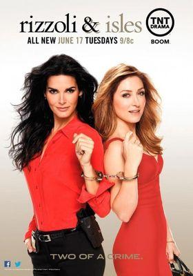Rizzoli & Isles Season 5's Poster