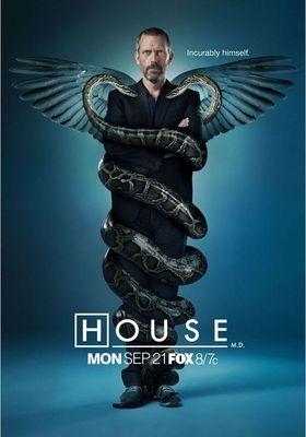 하우스 시즌 6의 포스터