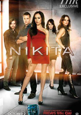 Nikita Season 3's Poster