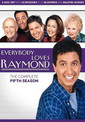 Everybody Loves Raymond Season 5's Poster
