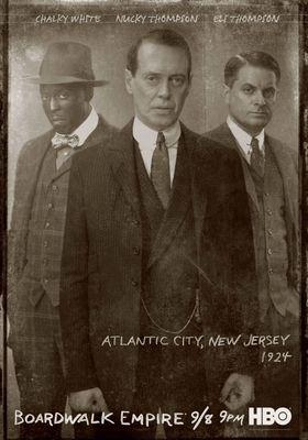 Boardwalk Empire Season 4's Poster